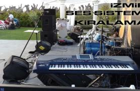 İZMİR  Düğün salonu için  ses sistemi/hoparlör kiralama gsm:05546948194